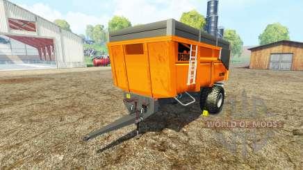 Dezeure D10T v2.1 für Farming Simulator 2015
