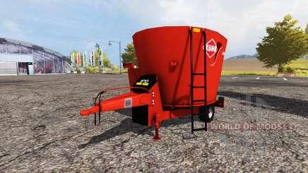 Kuhn Euromix I pour Farming Simulator 2013