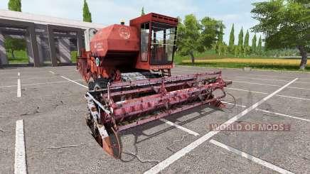 KPC Ienisseï 1200 pour Farming Simulator 2017