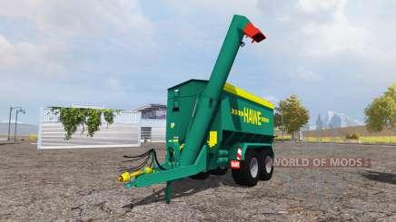 Hawe ULW 2500 T v2.0 für Farming Simulator 2013
