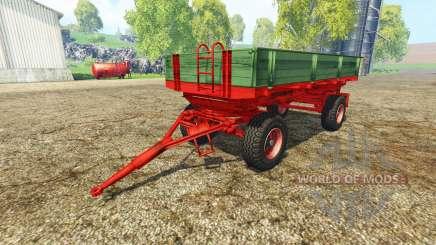 Krone Emsland v3.1 pour Farming Simulator 2015