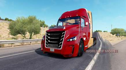 Freightliner Inspiration pour American Truck Simulator