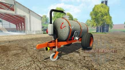 Kaweco 6000l für Farming Simulator 2015