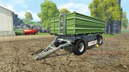 Fliegl DK 140-88 pour Farming Simulator 2015