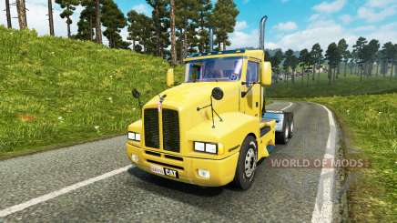 Kenworth T600 Day Cab pour Euro Truck Simulator 2