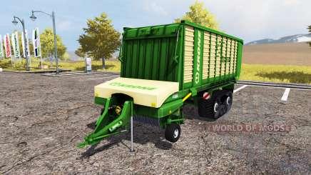 Krone ZX 450 GD terratrac pour Farming Simulator 2013