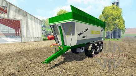 Ravizza Millenium 7200 für Farming Simulator 2015