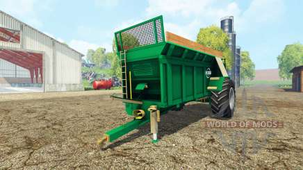 Tebbe MS 130 pour Farming Simulator 2015