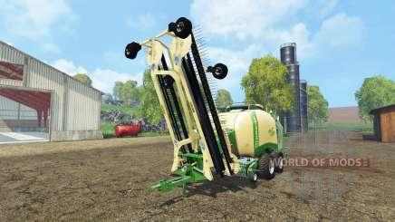 Krone BigPack 12130 X-Cut Nadal R90 pour Farming Simulator 2015