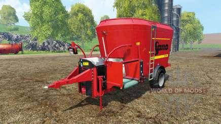 Sano TMR Profi Duo pour Farming Simulator 2015