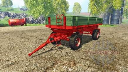 Krone Emsland v3.2 pour Farming Simulator 2015