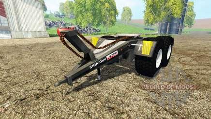 Kroger SIGA Duo pour Farming Simulator 2015