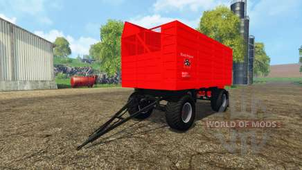 Massey Ferguson HW 80 v1.1 pour Farming Simulator 2015
