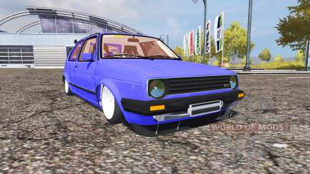 Volkswagen Golf GTI (Typ 19) pour Farming Simulator 2013