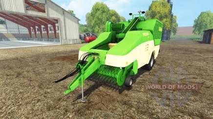 Krone Premos 5000 pour Farming Simulator 2015