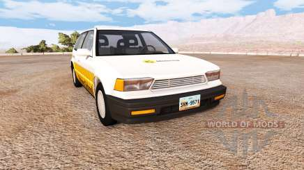 Ibishu Covet beamng racing team für BeamNG Drive
