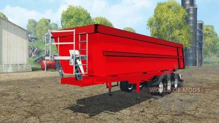 Schmitz Cargobull SKI 24 pour Farming Simulator 2015