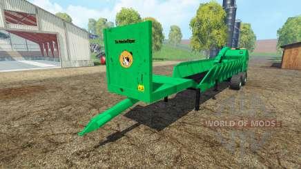 Separarately trailer v2.0 pour Farming Simulator 2015