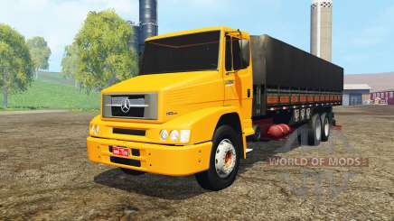Mercedes-Benz 1620 v0.1 für Farming Simulator 2015