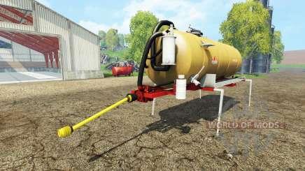 ANNABURGER HTS 22.79 für Farming Simulator 2015