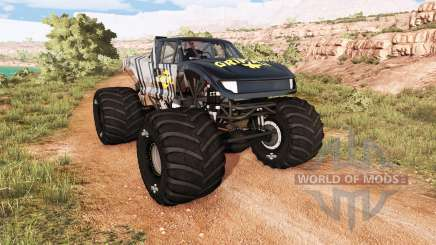 CRD Monster Truck v1.04 pour BeamNG Drive