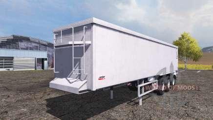 Kroger Agroliner SRB3-35 manure spreader pour Farming Simulator 2013
