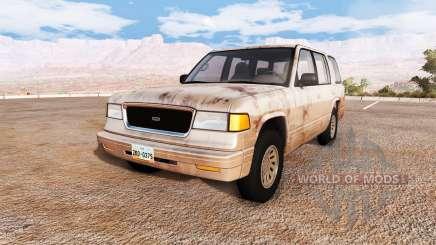 Gavril Roamer rusty v1.1 pour BeamNG Drive