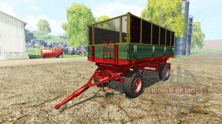 Krone Emsland v3.0 pour Farming Simulator 2015