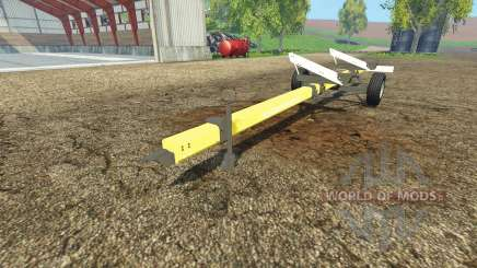 Bruns header trailer pour Farming Simulator 2015