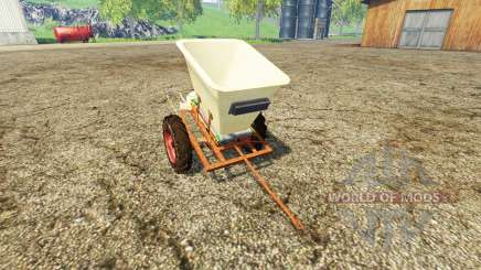 Spreader pour Farming Simulator 2015