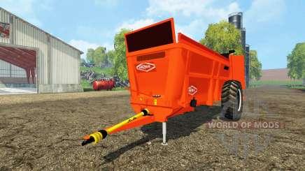 Orenge EV pour Farming Simulator 2015