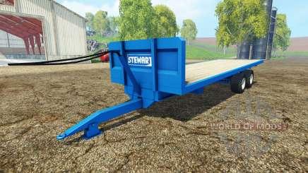 Stewart GX15FT für Farming Simulator 2015