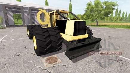Tigercat 635E reworked für Farming Simulator 2017