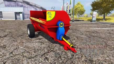 Marshall MS75 pour Farming Simulator 2013