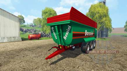 Bossini RA 200-8 pour Farming Simulator 2015