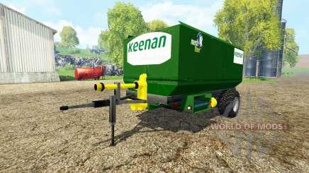 Keenan Mech-Fibre pour Farming Simulator 2015