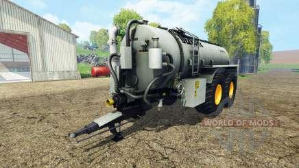 Dezeure Bronto 20 pour Farming Simulator 2015