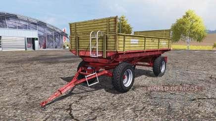 Krone Emsland pour Farming Simulator 2013