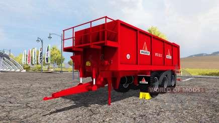 ANNABURGER HTS 33.12 v2.0 pour Farming Simulator 2013