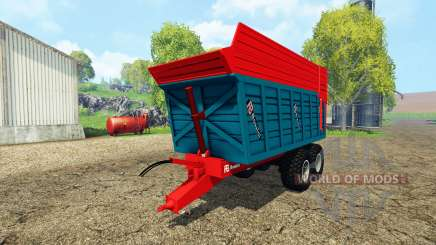 Bossini RA 200-7 pour Farming Simulator 2015