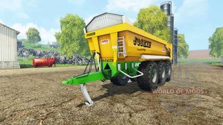 JOSKIN Trans-KTP 27-65 für Farming Simulator 2015