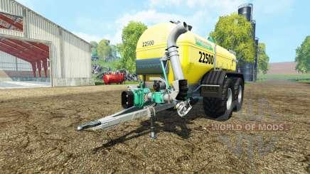 Zunhammer SKE 22.5 PU für Farming Simulator 2015