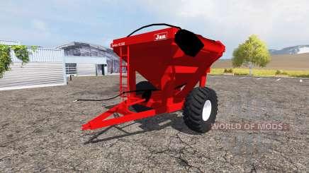 Jan Tanker 10.500 pour Farming Simulator 2013