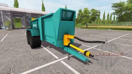 Rolland Roll Twin 205 für Farming Simulator 2017