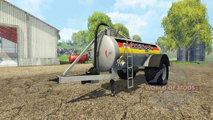 Rheinland RF pour Farming Simulator 2015