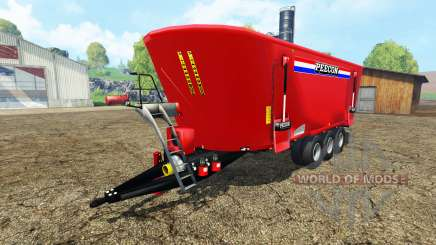Peecon Biga Mega Mammoet für Farming Simulator 2015
