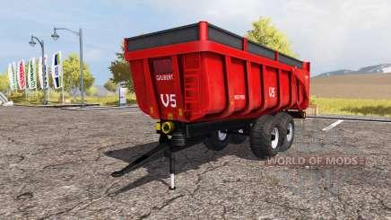 Gilibert 1800 PRO v5.0 für Farming Simulator 2013