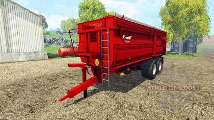 Krampe BBS 900 pour Farming Simulator 2015
