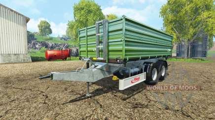 Fliegl TDK 160 plus für Farming Simulator 2015