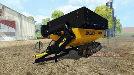 Balzer 2000 für Farming Simulator 2015